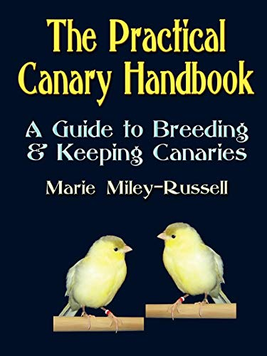 Pet Canary Birds (The Practical Canary Handbook: A Guide to Breeding & Keeping Canaries)