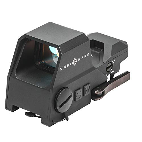 Sightmark Ultra Shot A-Spec Reflex Sight Red Dot Sights