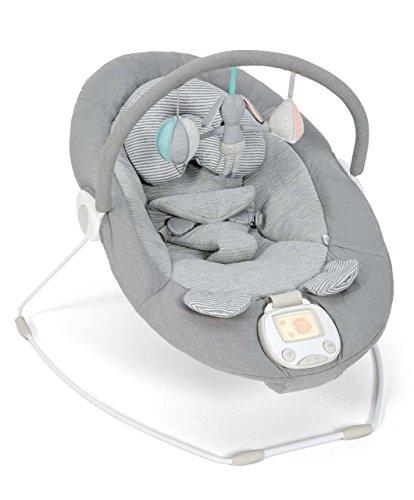 Mamas Papas Apollo Bouncing Cradle Grey Melange