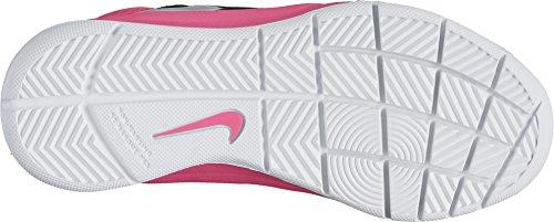 Nike 747999-401, Zapatos de Primeros Pasos para Niñas Black/White/Hyper Pink
