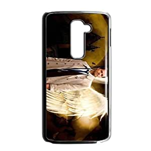 Malcolm Supernatural Castiel Cell Phone Case for LG G2