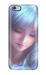 For Iphone 6 Plus Fashion Design Beautiful Anime Angel Case