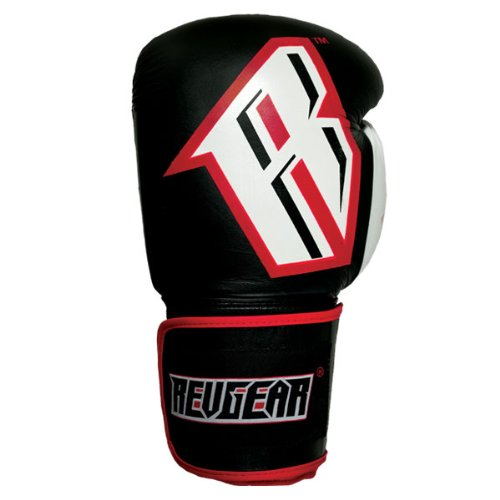 Revgear Sentinel Gel Pro Boxing Gloves (12-Ounce) (Revgear Boxing Gloves 12oz)