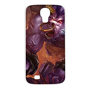 Alistar-003 League of Legends LoL For Case Iphone 6Plus 5.5inch Cover Plastic White