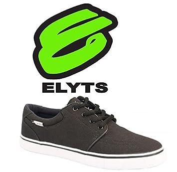 Elyts Rebel Skateschuhe Negro 38,5: Amazon.es: Deportes y ...