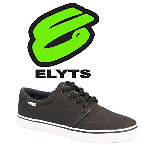 Elyts Rebel Skateschuhe schwarz 43