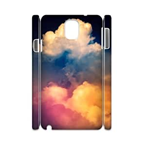 Samsung Galaxy Note 3 Case 3D, Colorful Smoke Case for Samsung Galaxy Note 3 white lmn317562246