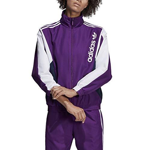 Tt Femme Track Top Violet Adidas CHwXzcqwZ