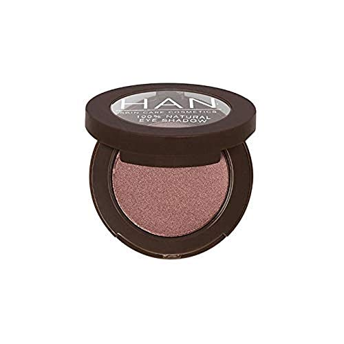 HAN Skincare Cosmetics All Natural Eyeshadow, Taupey Plum