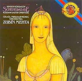 Rimsky-Korsakov: Scheherazade, Russian Easter Overture