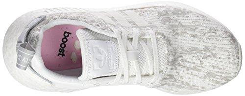 Grey Zapatillas White Two Ftwr adidas Gris Mujer para Ftwr NMD F17 W White r2 vtPxR