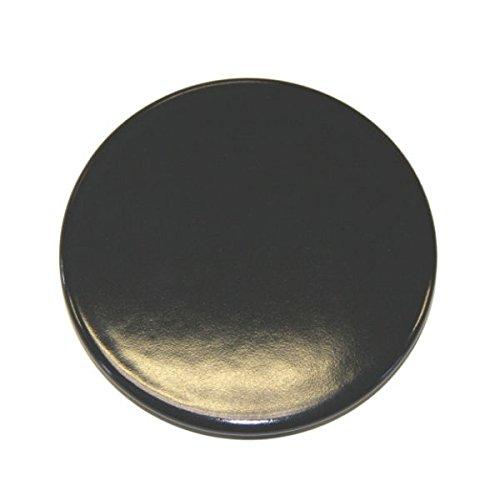 [GE WB29K10006 Cap-Burner Large Blk] (Large Burner Cap)