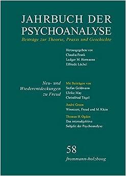 Book Jahrbuch Der Psychoanalyse / Band 58: Neu- Und Wiederentdeckungen Zu Freud