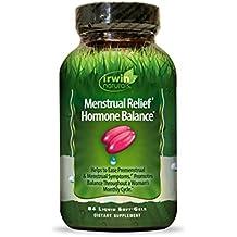 Irwin Naturals Menstrual Relief Hormone Balance, 84 Count