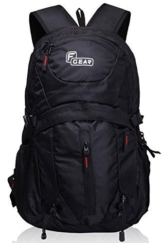 F Gear Ops 30 Liters Travel Backpack(Black)