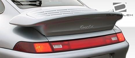 Amazon.com: 1995-1998 Porsche 993 Turbo Duraflex S Wing Trunk Lid Spoiler - 1 Piece (Overstock): Automotive