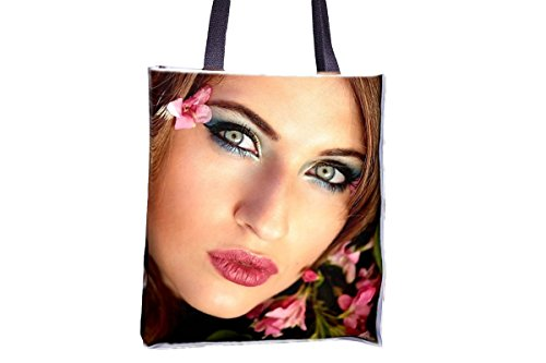 large Girl tote Beauty popular printed large best womens' popular bags Eyes professional tote bags tote Pink Flowers tote professional bag Blue bags totes bags allover totes tote best xrwnvTIrBq