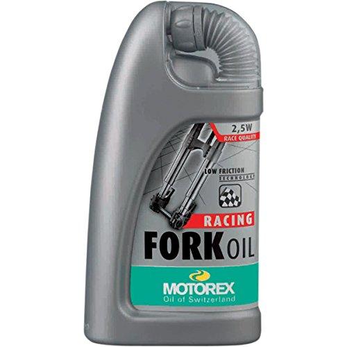 Motorex Racing Blend Fork Oil - 2.5W - 1L. 502-100