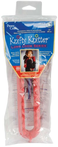 Knifty Knitter 10 Inch Long Loom