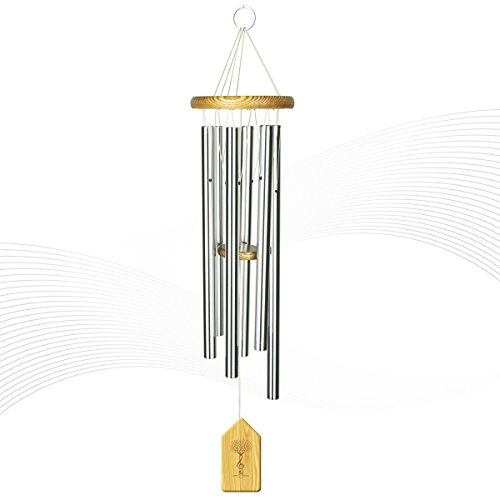 "Wind Chimes for outdoor | indoor | funeral using crated with Wolfgang Rihm - ""Grawemeyer Award"" Winner."
