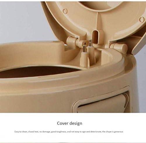 Simple toilet, for huishoudelijk gebruik, draagbare toilet, Emergency WC, for ouderen en zwangere vrouwen, draagbare toilet, ZHNGHENG