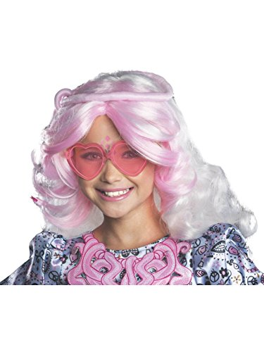 Rubies Monster High Frights Camera Action Vamperine Gorgon Wig, Child Size]()