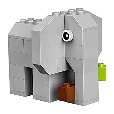 LEGO Young Builders Bricks & More Set #10682 Creative Suitcase: Toys & Games