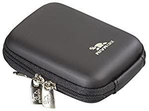RivaCase 7022 PU Compact Case for Point and Shoot Digital Cameras from Rivacase