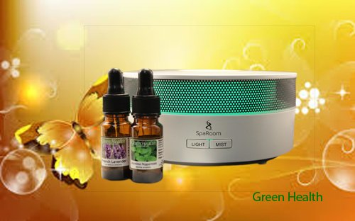 Ultrasonic Diffuser Lavender Peppermint Bottle product image