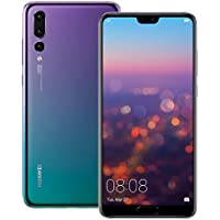 Huawei P20 Pro 128GB Dual Sim 4G LTE Factory Unlocked Android Smartphone
