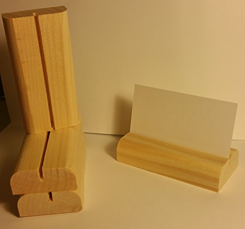 99 Wooden Place Card Holder For Weddings