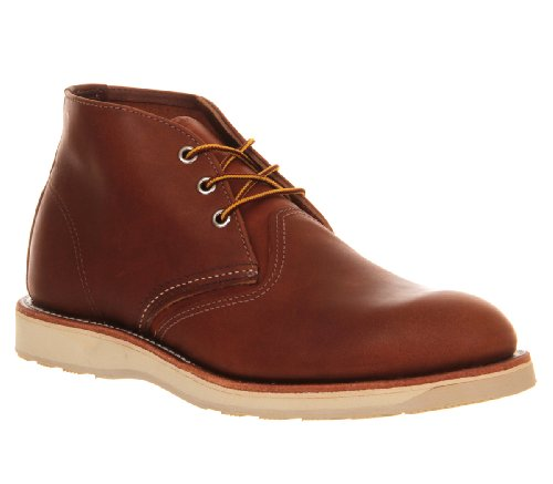 Red Wing - Botas para hombre Marrón - Braun - Tan Leather