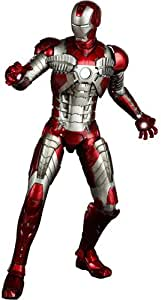 Iron Man 2 Hot Toys Movie Masterpiece Limited Edition 1/6 Scale Collectible Figure Iron Man Mark V