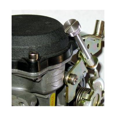 CV Performance Idle Screw - Idle Speed Screw for Harley Carburetors: Automotive