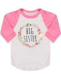 Toddler Baby Girls Long Sleeve T-Shirt Tops