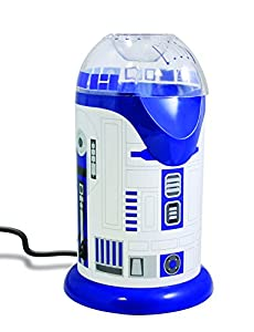 Star Wars R2-D2 Hot Air Popcorn Popper – Skepticalburning motor smell