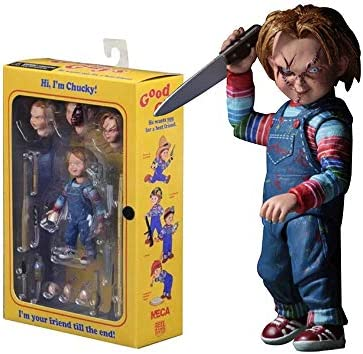 NEW 6inch Chucky Action Figure Child/'s Play Ultimate Chucky Model Toys