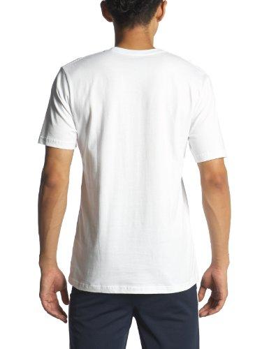 Multicolore midnight Bambino Maglietta Pro Vent V Scollo A Con Ss Aderente Nike Navy white vFPwzqw