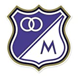 Millonarios FC - Colombia Football Soccer Futbol - Car Sticker - 4""