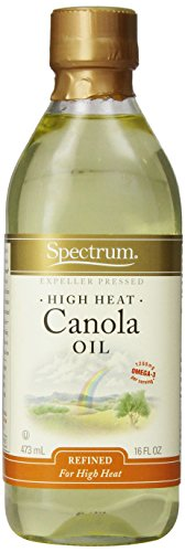 - Spectrum, Canola Oil, 16 oz