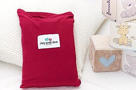 Bambú bebé Wrap Sling   fabricado en el Reino Unido por la alegría y Joe®   bambú algodón elastano   orgánico elástico Wrap Carrier   Reino Unido/UE ...