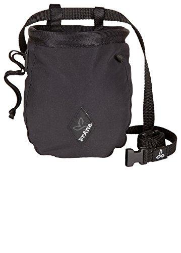 prAna Chalk Bag with Belt Black O/S & HDO Sport Travel Sunscreen (15 SPF) Spray - Chalk Bag Womens Prana