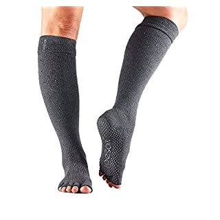 ToeSox Women's Scrunch Half Toe (Sultry) Medium - Fall Collection 2016