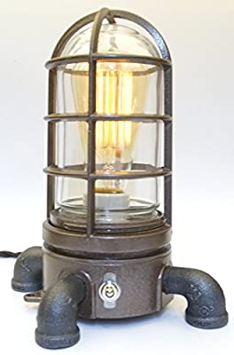 Industrial Explosion Proof Desk Lamp Steampunk Light #62