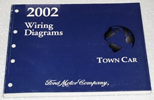 2002 lincoln town car wiring diagrams lincoln amazon com books2002 Town Car Wiring Diagram #6