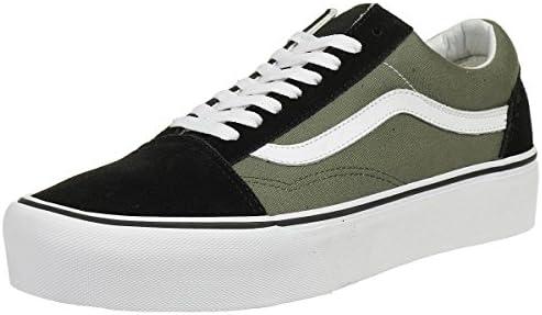 Vans Old Skool Platform Sneaker Skate
