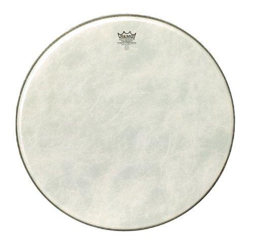 - Remo Powerstroke P3 Fiberskyn Bass Drumhead, 18