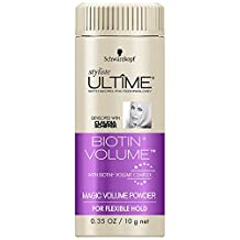 Schwarzkopf Styliste Ultime Biotin Volume Magic Powder, 0.35 Ounces