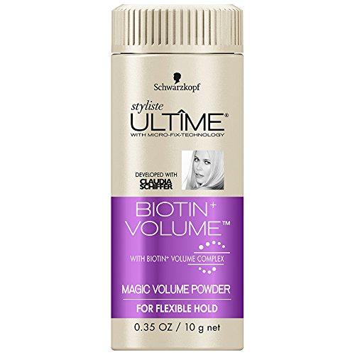 Schwarzkopf Styliste Ultime Biotin Volume Magic Powder, 0.35 Ounces Dial Corporation Magic Volume Powder