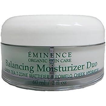 Eminence Organic Skincare Eminence:balancing Moisturizer Duo (t-zone & Cheek) 2 Oz, 0.4 Ounce